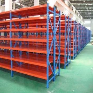 Heavy duty warehouse storage metal pallet racking system