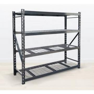 heavy duty metal Shelving Gondola unit/used supermarket equipment/heavy duty display shelving rack