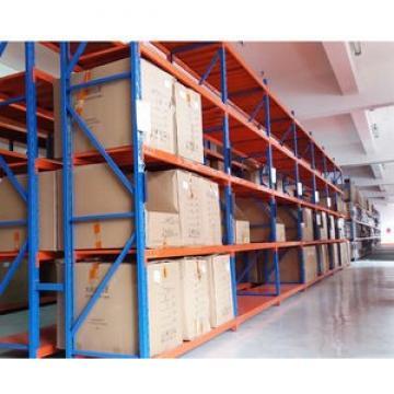 Powder Coated Steel Shelf Storage Rack / Commercial Metal Warehouse Equipment Storage Rack Shelf