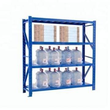 Industrial adjustable steel shelving / storage rack shelves / warehouse storage rack