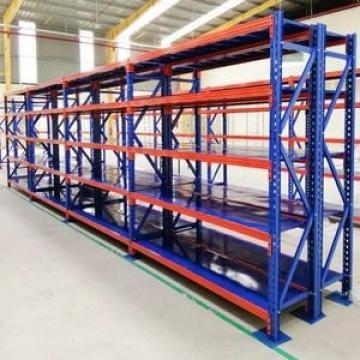Adjustable Light Duty Storage Racking System Bolt Free Steel Shelving Long Span Shelves