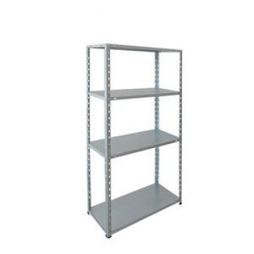 Hot Selling Warehouse Boltless Display Steel Shoe Rack Rivet Shelving