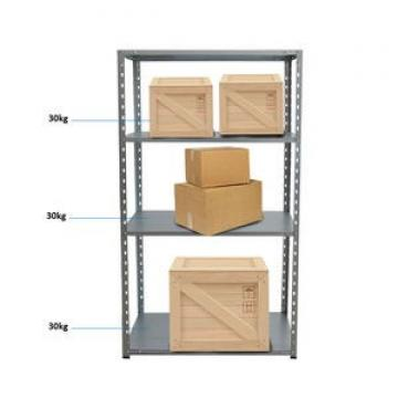 Adjustable Light Duty Storage Racking System Bolt Free Steel Shelving Long Span Shelves