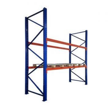 Easy to install height adjustable multilayer metal storage shelf rack