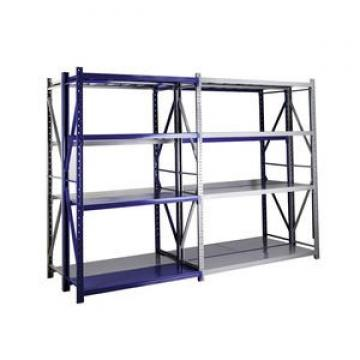 Cold-roller steel middle duty metal rack storage shelf