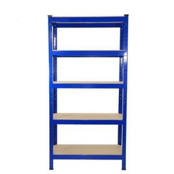 Factory direct price gondola wire storage metal display shelving for supermarket