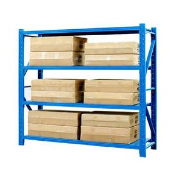 Boltless adjustable heavy duty racking folding steel plate storage rack