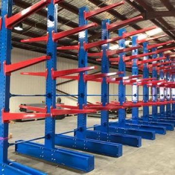 Heavy duty corrosion protection pallet racks storage shelves