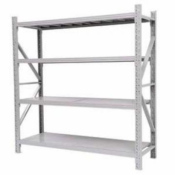heavy duty metal warehouse steel pallet shelf industrial push back rack shelving system for garage shelving