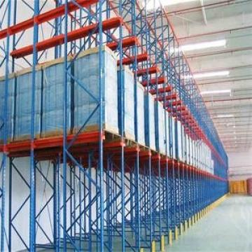 Industrial Multi-Level Cold Storage Mezzanine Floor Racking System