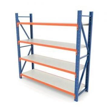 High quality 4 layer heavy duty shelf warehouse metal storage rack