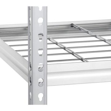 utility adjustable heavy duty aluminium wire mesh display racks and stands china shelving warehouse wheels