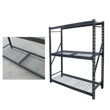 Adjustable bedroom storage shelving unit 3-tier stainless steel wire shelving 3 tiers light duty shelving rack