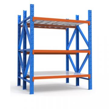 Warehouse steel rack and modular metal shelving