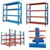adjustable iso warehouse storage rack