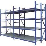 4-Tier Wire Shelving Unit Metal Storage Rack Durable Organizer Perfect for ESD Factory
