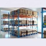 middle duty metal rack warehouse racking