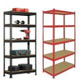 Boltless Heavy-duty Storage Shelving Rack Workbench Stainless Steel Shelf Storage Rack 350KGS