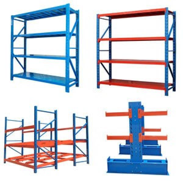 Industrial warehouse storage heavy duty pallet rack system drive in racking #1 image