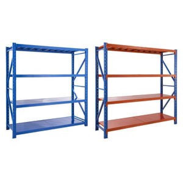 industrial warehouse heavy duty rack metal shelving racks for mezzanine rack shelf shelves #1 image