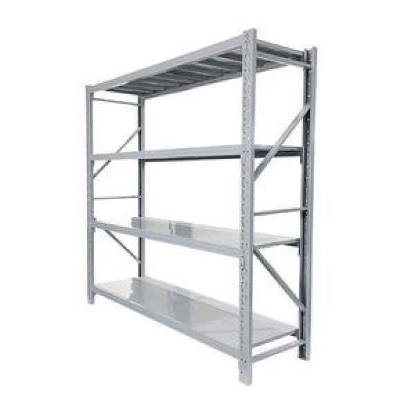 Warehouse Storage System High Quality Metal Loft Rack Shelving #3 image
