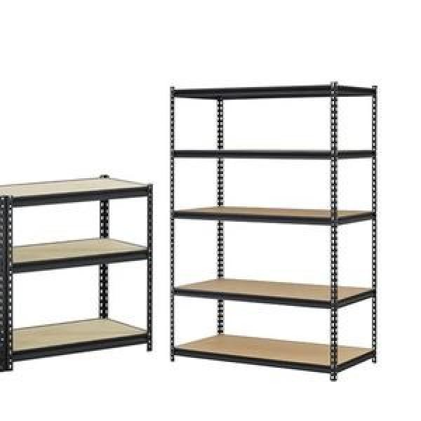Galvanized iron stackable mobile heavy duty racking steel stacking post pallet storage metal rack #3 image