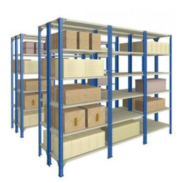 Heavy Duty Storage Rack Steel Shelf Units Boltless Plate Warehouse Racking #3 image