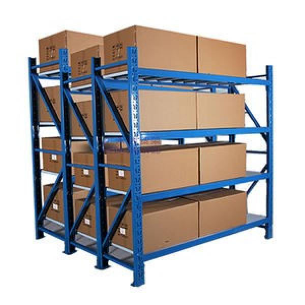 Heavy Duty Warehouse Storage Shelving Pallet Racking System #1 image