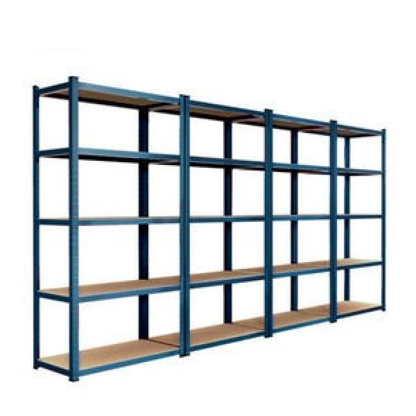 Weight Goods Antique Plate Stacking Racks & Shelves Storage Warehouse Metal Shelving #3 image