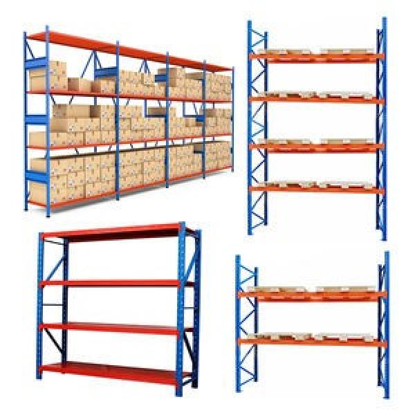 Warehouse & Commercial Adjustable Steel Longspan Shelving for Storage #3 image
