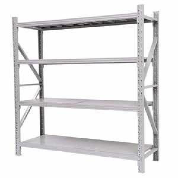 Light duty warehouse racking system shelving for boxes storage #1 image