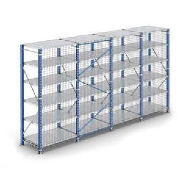 New Products Industrial Warehouse Storage Rack System Shelf Metal Steel Medium Duty Rack #3 image