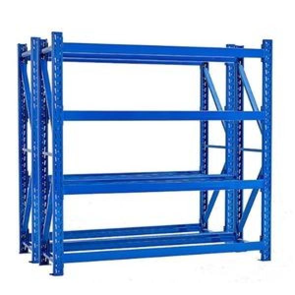 New Products Industrial Warehouse Storage Rack System Shelf Metal Steel Medium Duty Rack #2 image