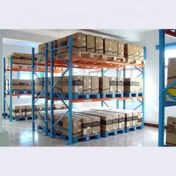 New Products Industrial Warehouse Storage Rack System Shelf Metal Steel Medium Duty Rack #1 image
