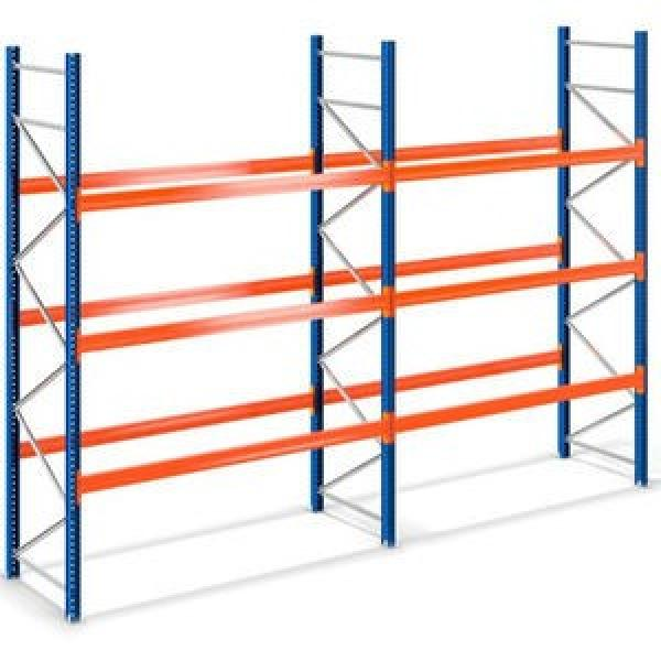 Industrial warehouse storage heavy duty pallet rack system drive in racking #3 image