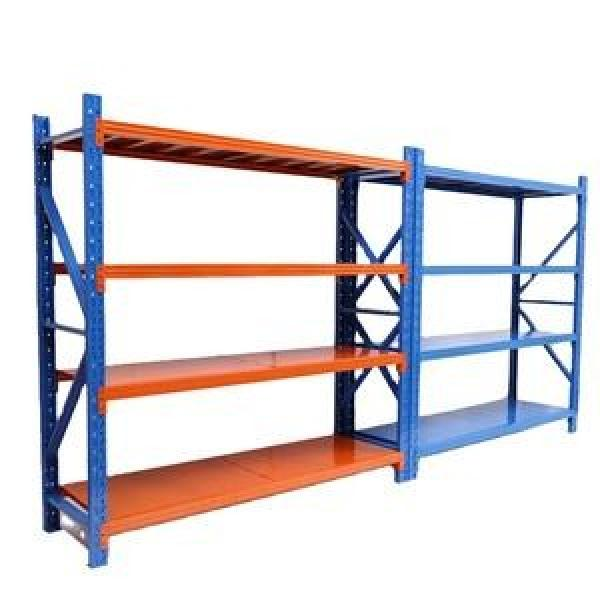 Warehouse Storage System High Quality Metal Loft Rack Shelving #1 image
