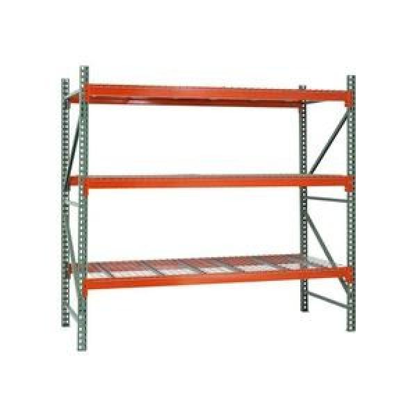Well Space Utilization Customized Q235 Industrial shelves For Warehouse Storage #2 image