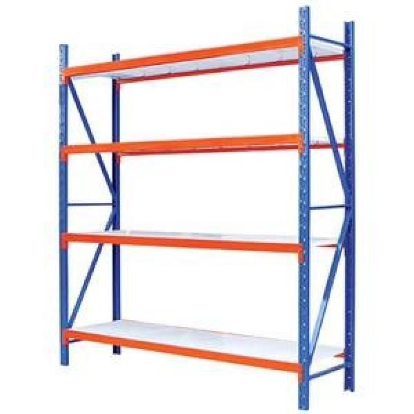 Well Space Utilization Customized Q235 Industrial shelves For Warehouse Storage #1 image