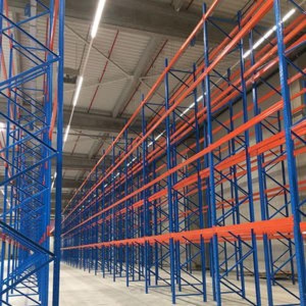 High quality Angle steel post light duty shelf/shelving #2 image